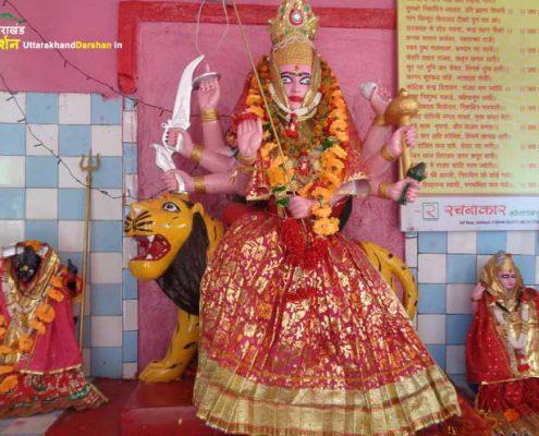 दूनागिरी मंदिर की मान्यताये
