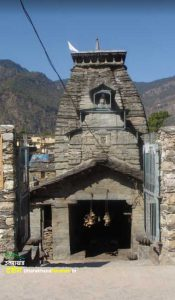 rudranath temple of rudraprayag