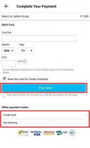 how to pay water bill on paytm