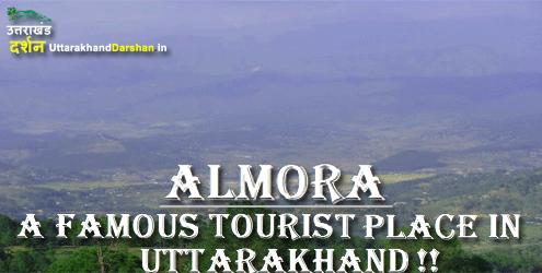 Almora A Tourist Place in Uttarakhand