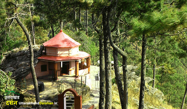 Kasar-Devi-Temple