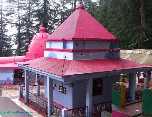 Kalika-Temple-Ranikhet