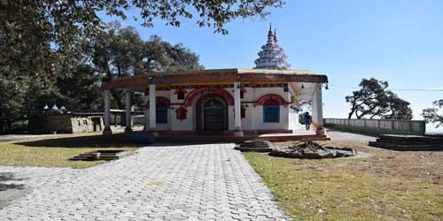 ferinaag-devta temple